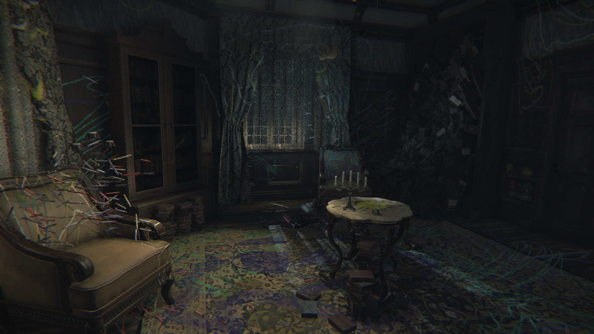 Where Is The New Story Room Layers Of Fear
