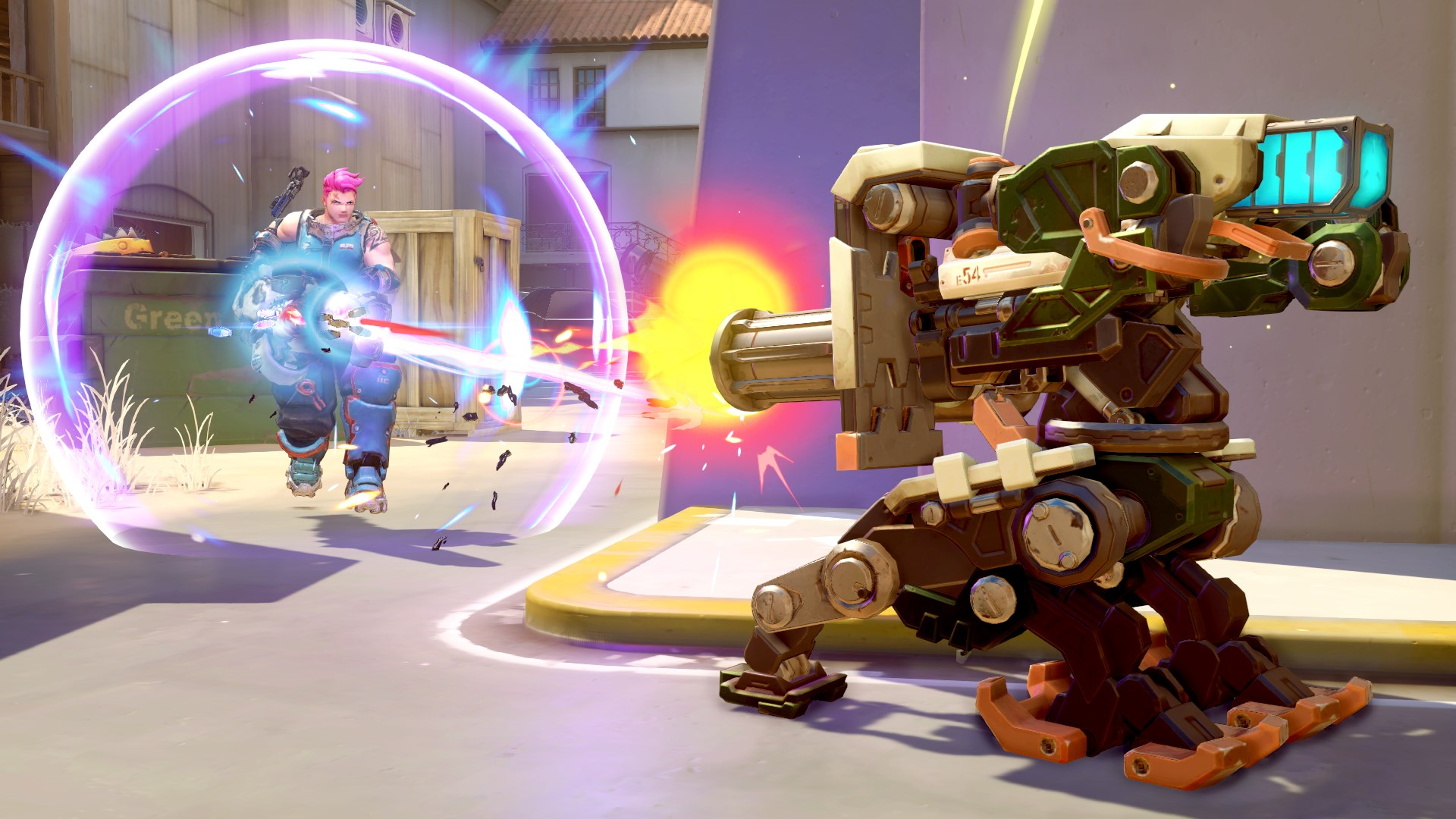 Overwatch - How to Play Bastion | USgamer