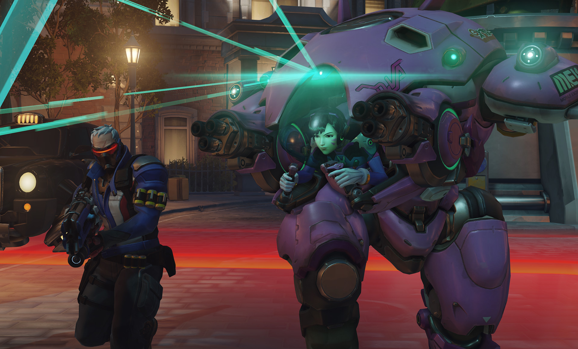 Blizzard plans big changes for Overwatch's D.Va