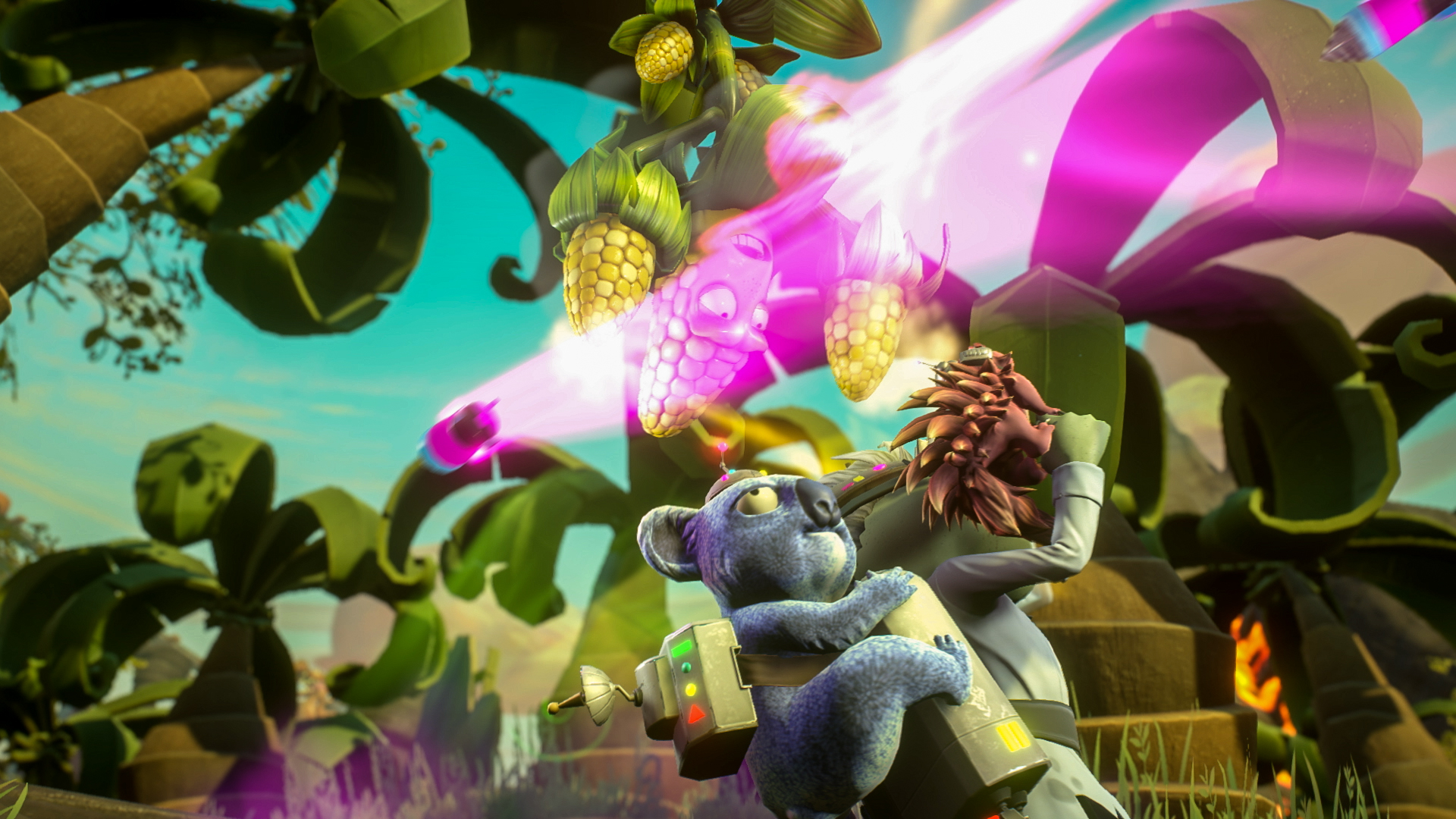 Plants Vs Zombies Garden Warfare 2 All Multiplayer Game Modes Usgamer