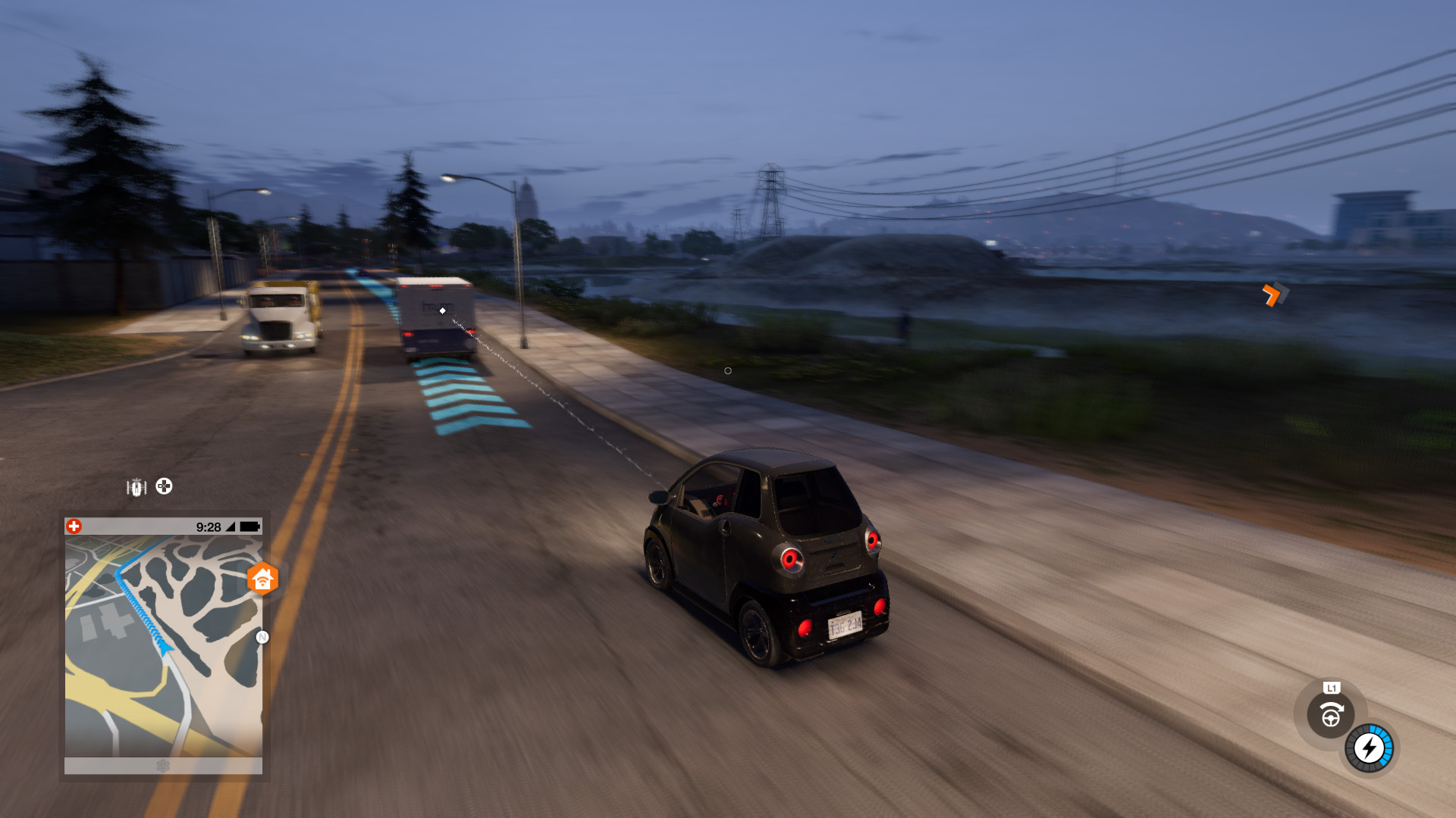 Can You Drive Cars In Watch Dogs
