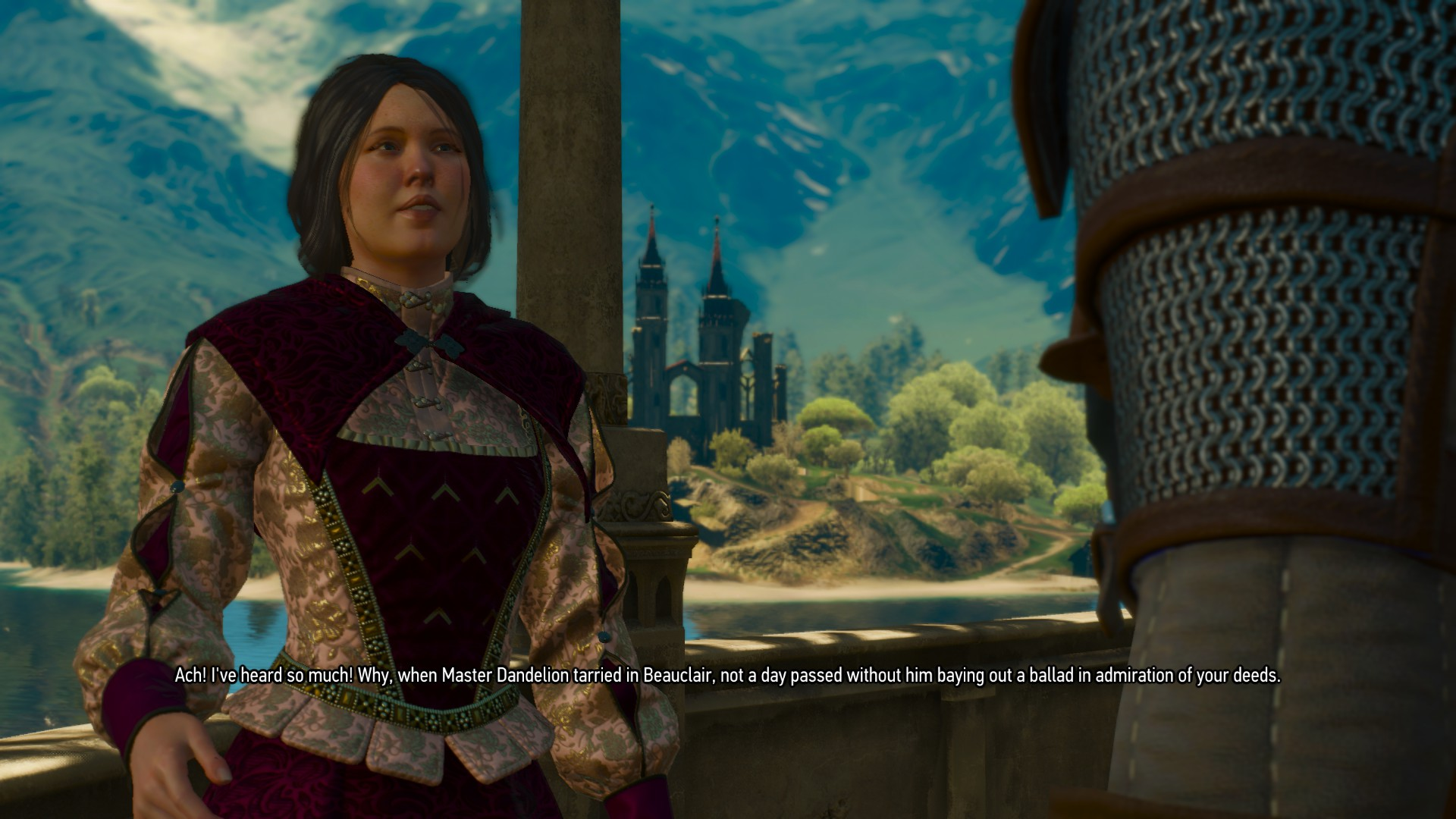 Witcher 3 Blood And Wine Pc Review The White Wolf Gets