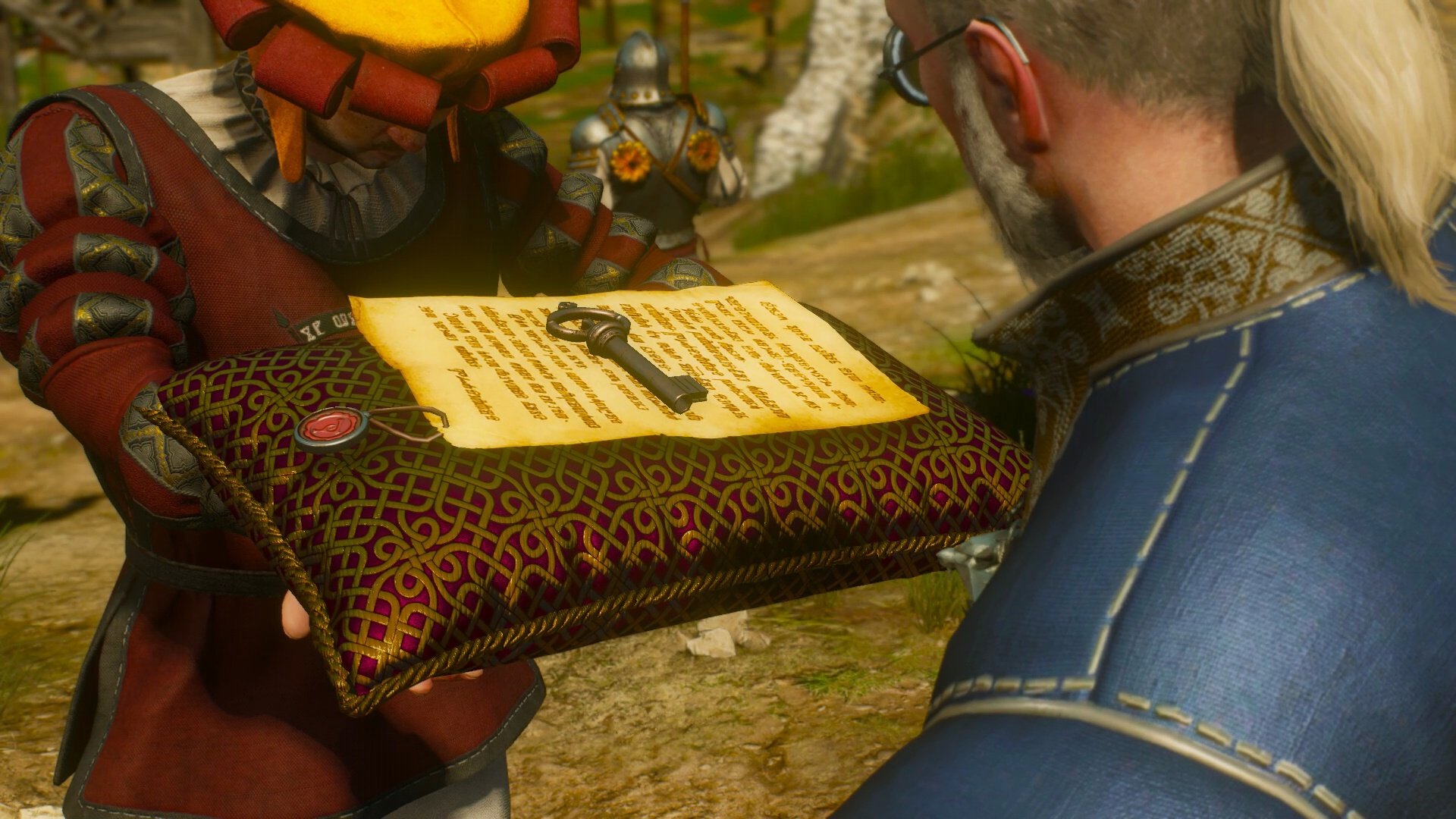 Your task is to restore the vineyard to its former glory by renovating  different. The Witcher 3   How to Upgrade Corvo Bianco Vineyard   USgamer