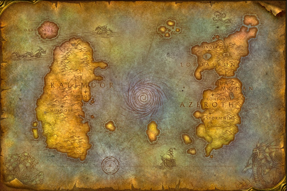 Blizzard vs Nostalrius The Case for a Legacy World of