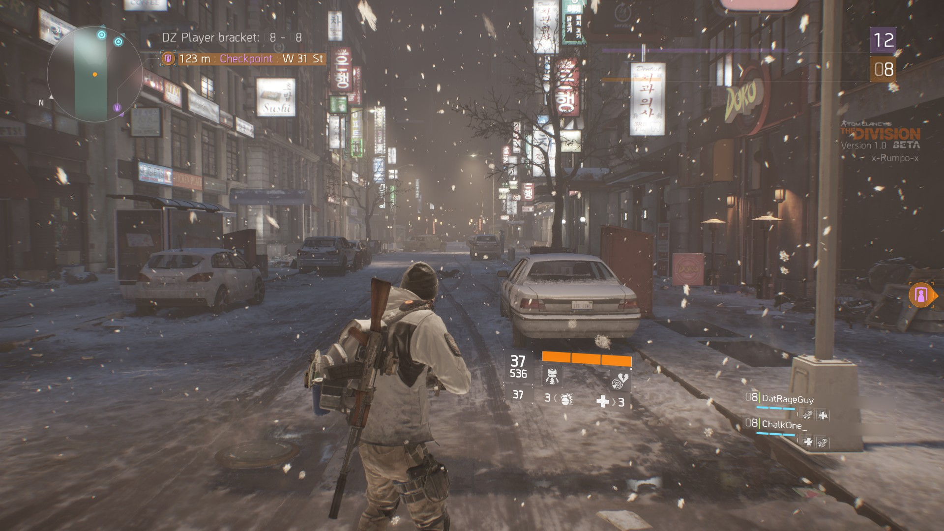 the division how to get darkzone keys