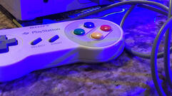Nintendo PlayStation Prototype's CD Drive Finally Reads Data