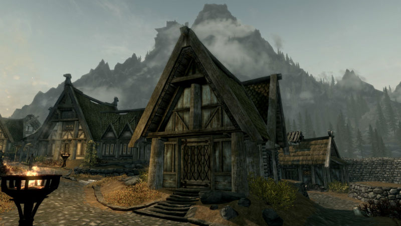 Skyrim Guide How To Buy A House Usgamer