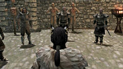 Skyrim Guide - How to Join The Companions