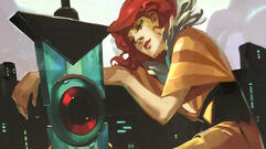Transistor 2LP Soundtrack Review: Future Sounds of Cloudbank