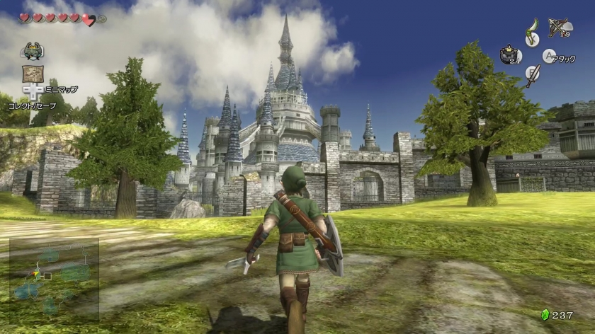 The new Zelda is ambitious, but the Wii U is having a hard time ...