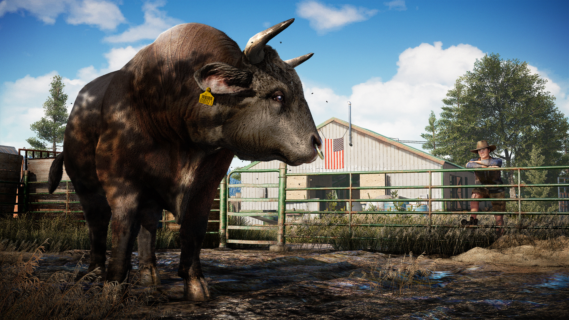 far cry 5 release date gameplay villains vehicles animals