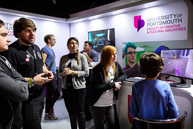 The GamesIndustry.biz Career Fair is one initiative designed to unite students with devs