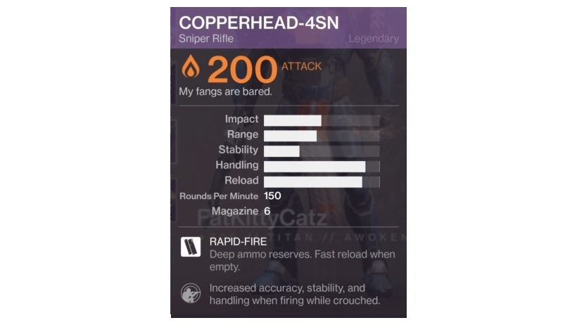 how to get copperhead-4sn