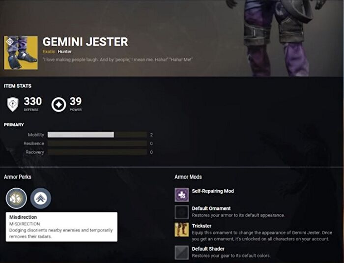 destiny 2 how to get gemini jester