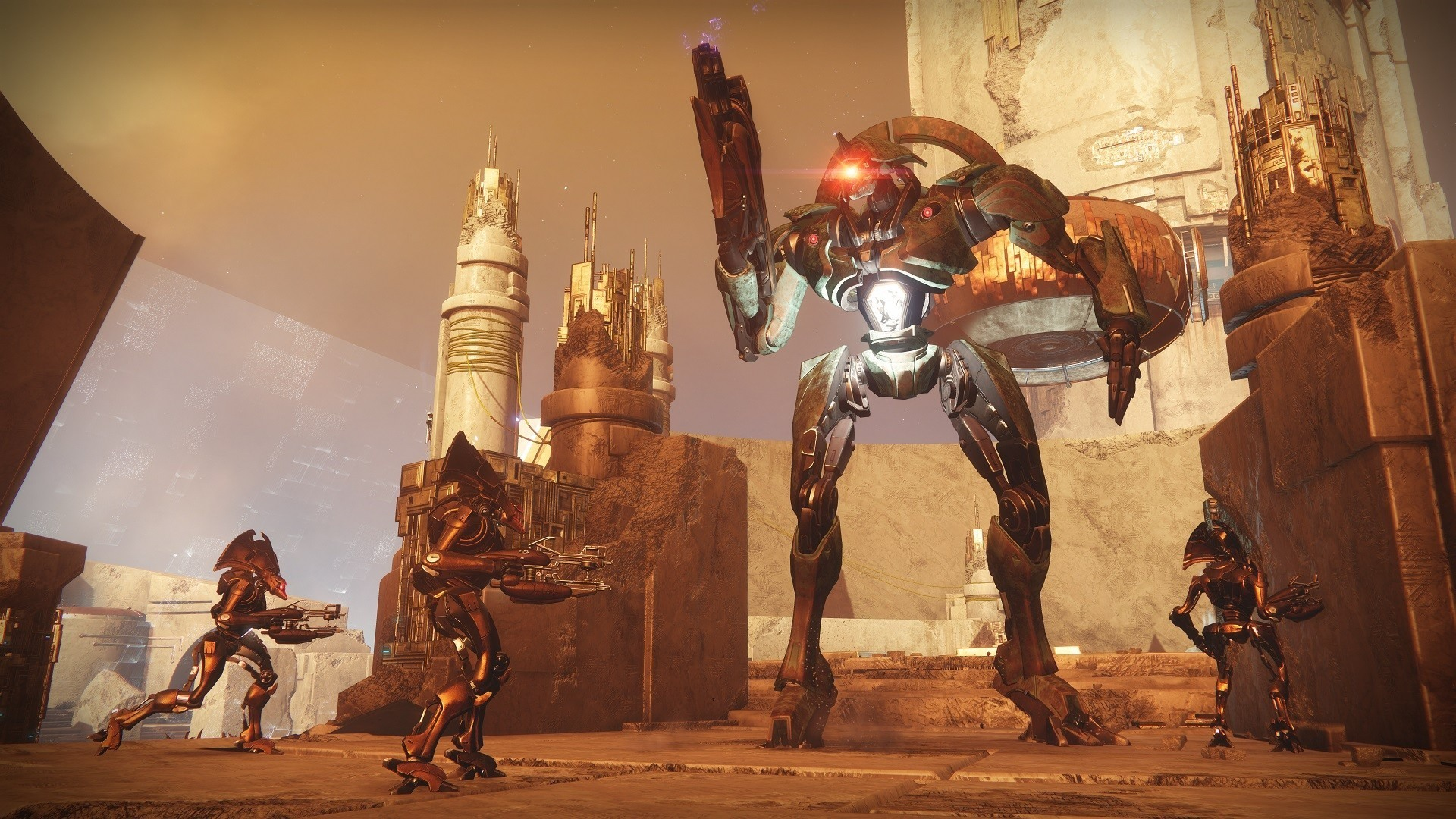 Destiny 2 Vex Crossroads Guide Defeat The Gate Lord And Trigger