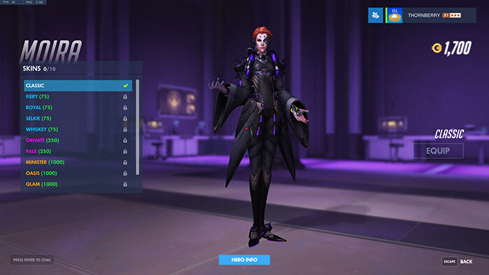 Moira Skins Overwatch Metabomb