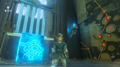 Zelda: Breath of the Wild - Find the Keh Namut Shrine and Beat the Cryonis Trial