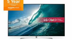 LG 55 Inch 4K OLED 55B7V Brilliant Black Friday Deal for £1,349