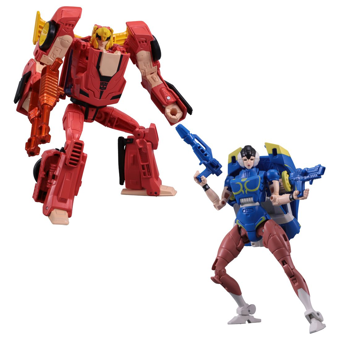 Street Fighter Transformers Toys Are Coming Next Year