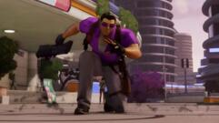 Saints Row's Johnny Gat Joins the Team in Agents of Mayhem