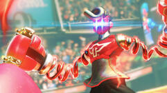 Arms Version 4.1 Adds Springtron As The Newest Fighter
