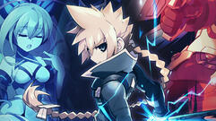 Azure Striker Gunvolt 1 and 2 Coming to Switch in 60 FPS