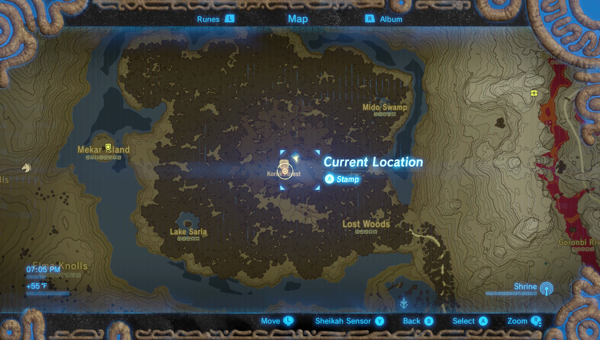 Getting To The Master Sword In Breath Of The Wild Isn't As Simple As