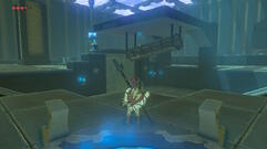 Zelda: Breath of the Wild - Find the Kaam Ya'Tak Shrine and Beat the Trial of Power