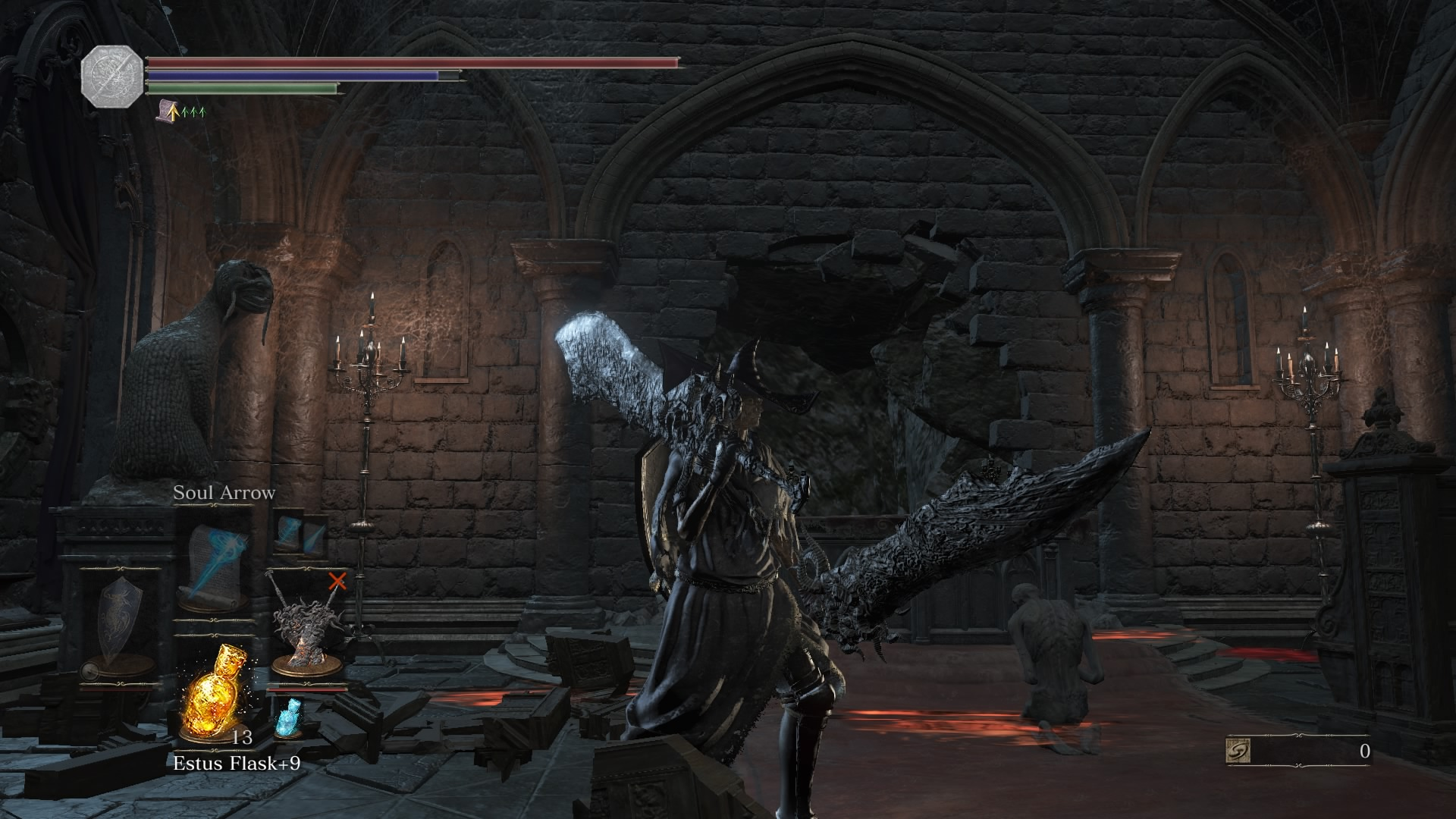 Ringed City Silver Hammer