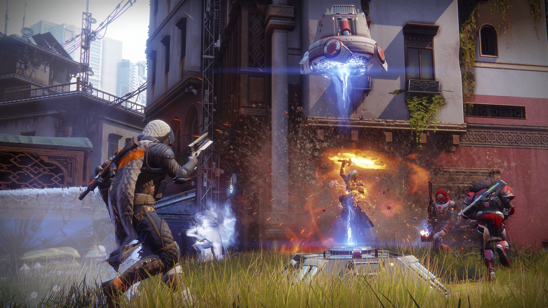 how does destiny pvp matchmaking work Here's exactly how much pve content is in destiny 2 by sam foxall  destiny 2's skill-based matchmaking in pvp is broken, and some players are loving it.