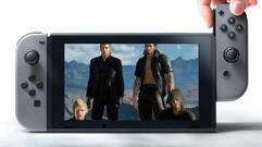 "Final Fantasy XV for Switch Prototypes ""Weren't Satisfactory"""