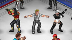 Fire Pro Wrestling World's Best Feature Is The Amazing Steam Workshop Characters