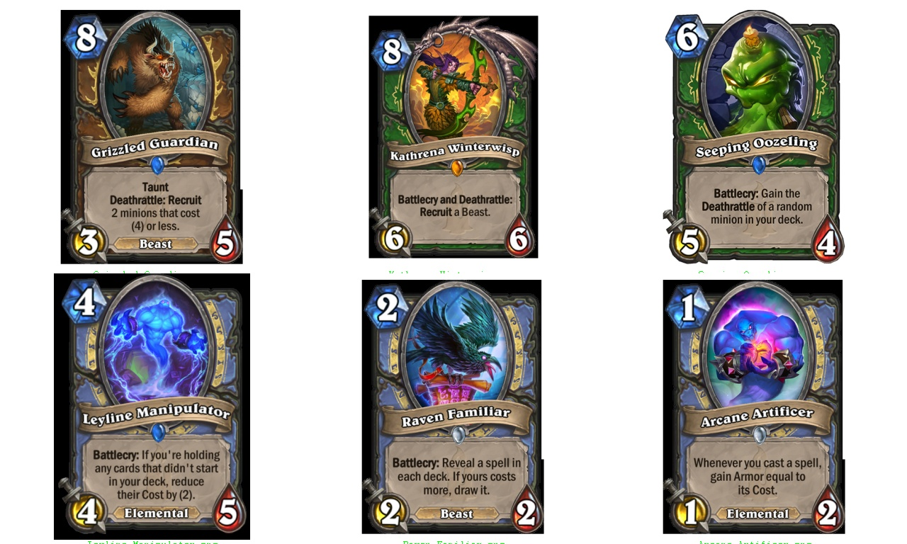 how to begin a dungeon run in hearthstone