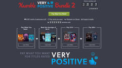 Humble Very Positive Bundle 2 Live Now