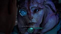 Scott Ryder Can Romance Jaal in the Newest Mass Effect Andromeda Patch
