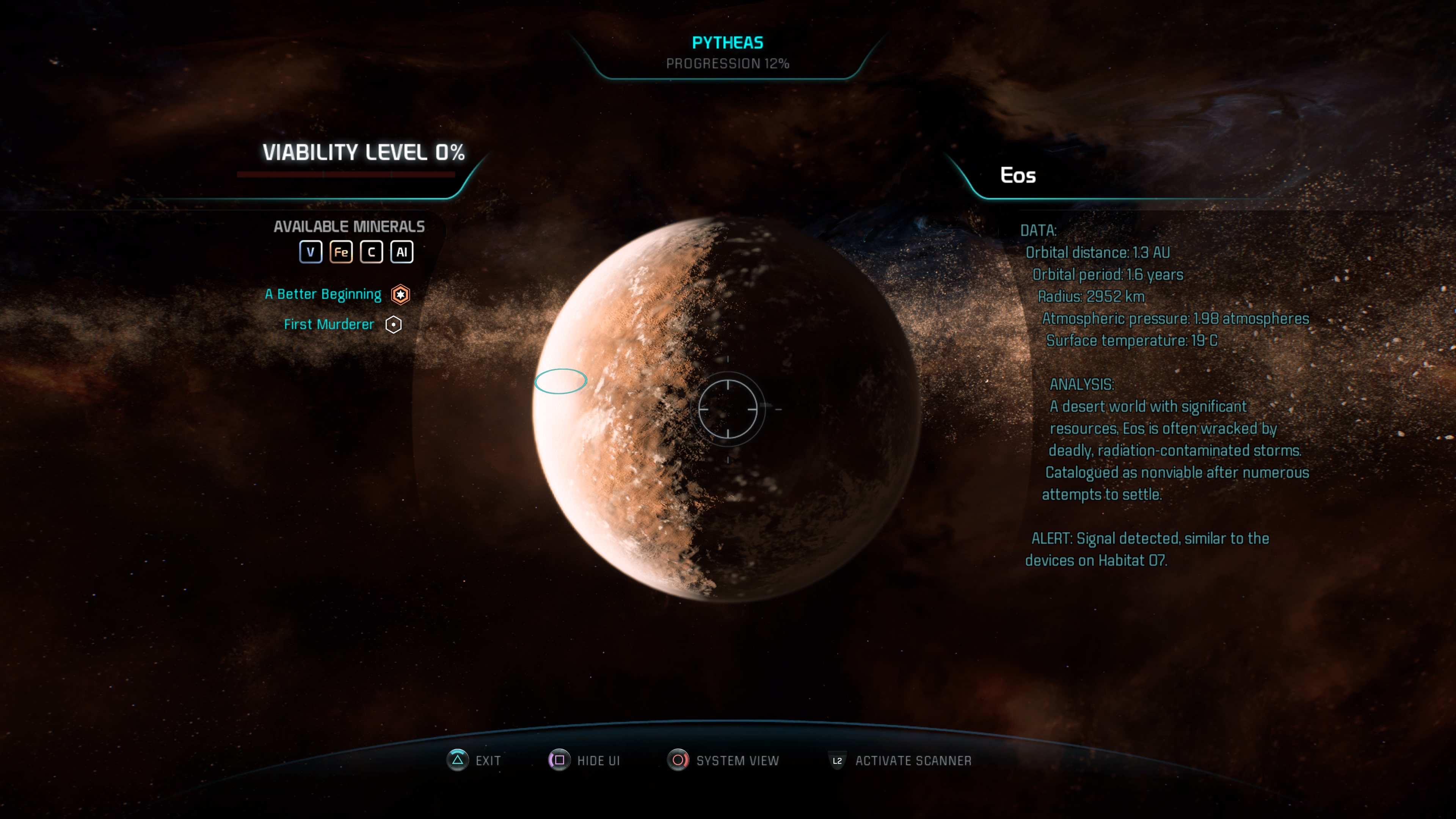 Codex (Mass Effect: Andromeda)/Planets And Locations ...