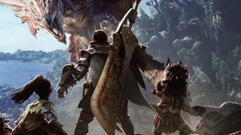 New Monster Hunter World Trailer Shows Off a Brutal New Area