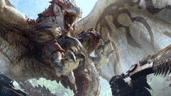 Monster Hunter World Kicks Off 2018 With January Release