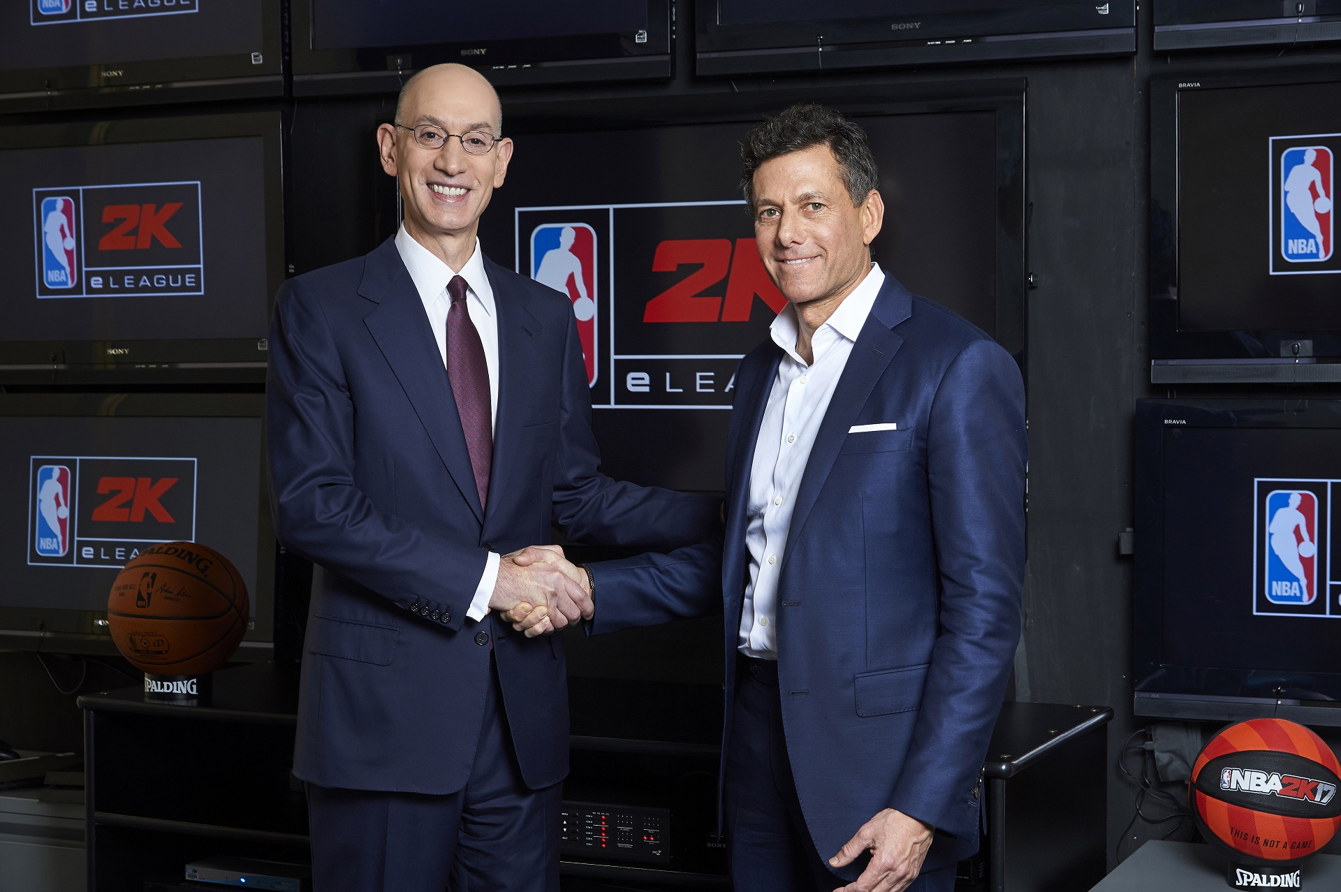 the nba 2k gaming franchise Each franchise will draft five of the world's best 2k gamers, move them to its city  and house them while the nba says the salaries have yet to.