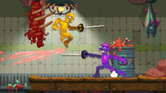 USgamer Lunch Hour: Nidhogg 2 at 10am PT/1PM ET