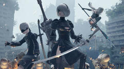 "Nier: Automata Shows ""Significant Potential"" as a Major Square Enix Franchise"