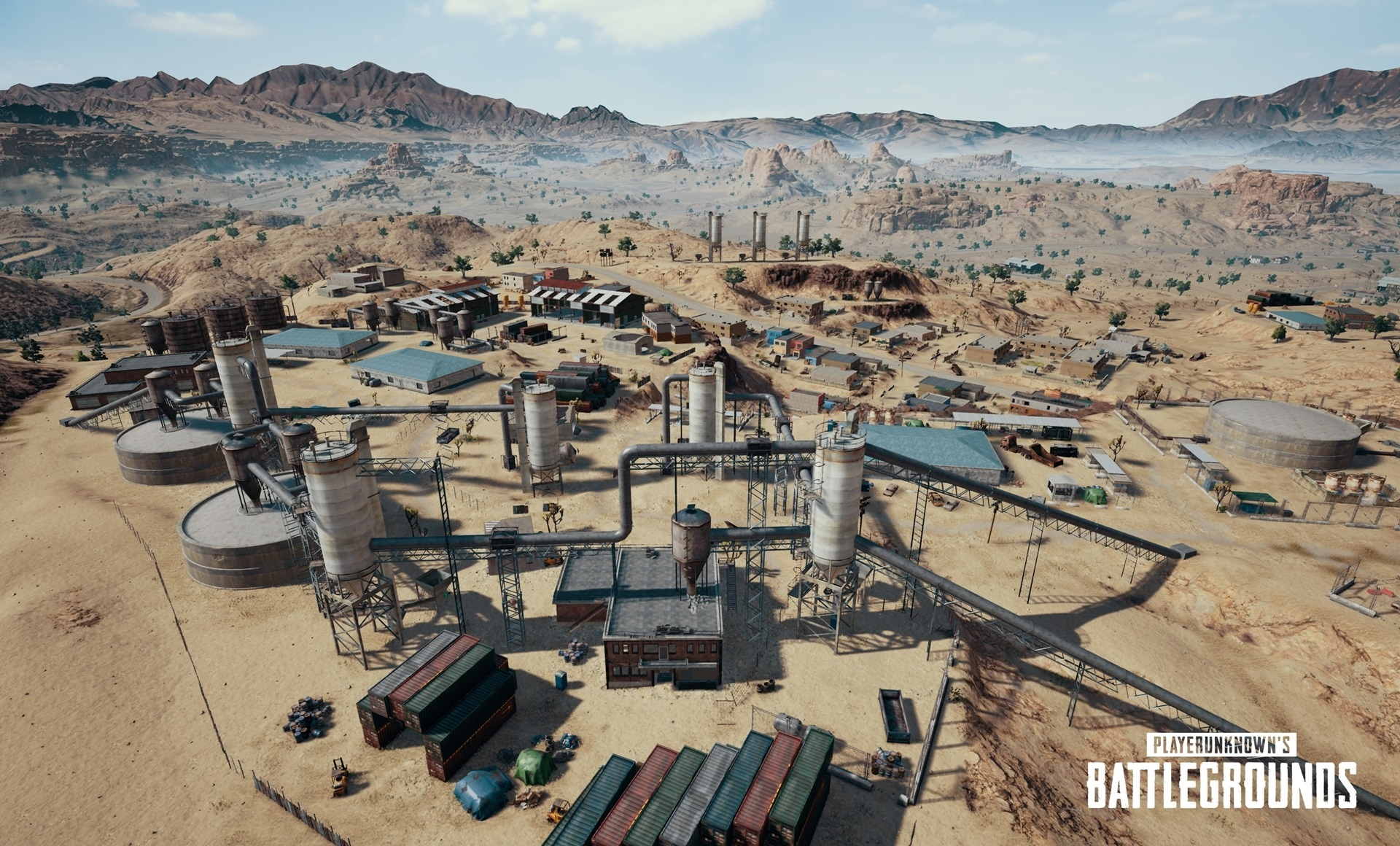 Pubg miramar map guide how to win on the desert map all for The miramar