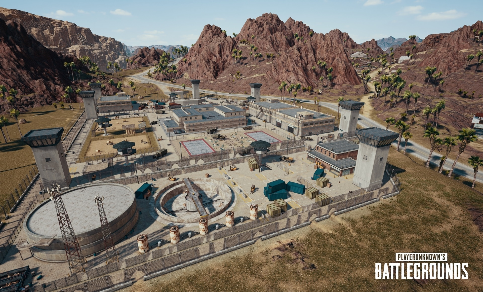 Playerunknown S Battlegrounds Maps Loot Maps Pictures: PUBG Miramar Map Guide Xbox One PC