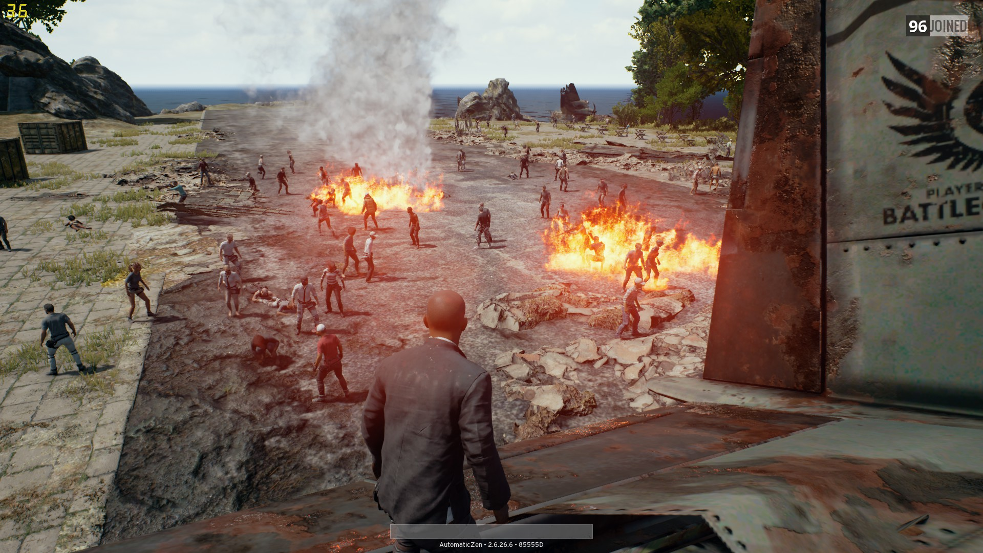 PUBG has been played for a billion hours ahead of 1.0 launch