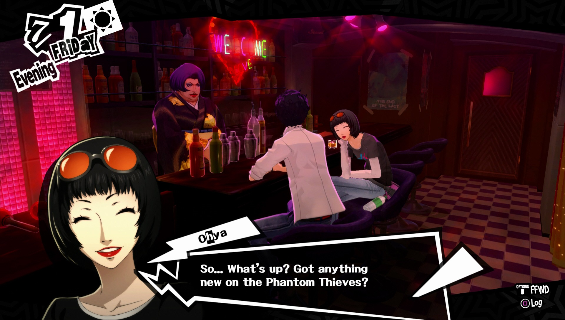 Persona 5 Review Round Up Phantom Thieves Are Stealing