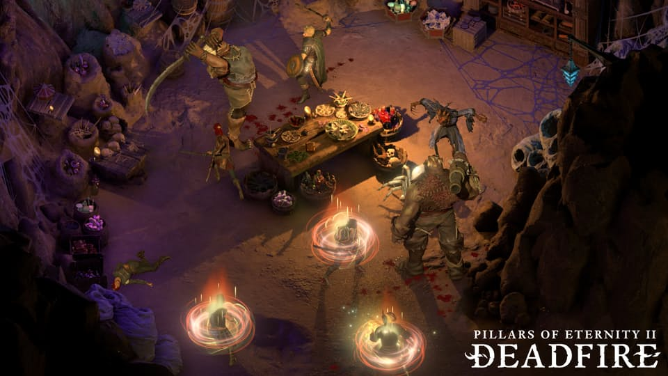 Obsidian's new RPG won't have microtransactions