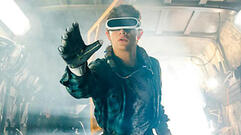 Ready Player One's Movie Teaser Reflects A Book That's About Nothing