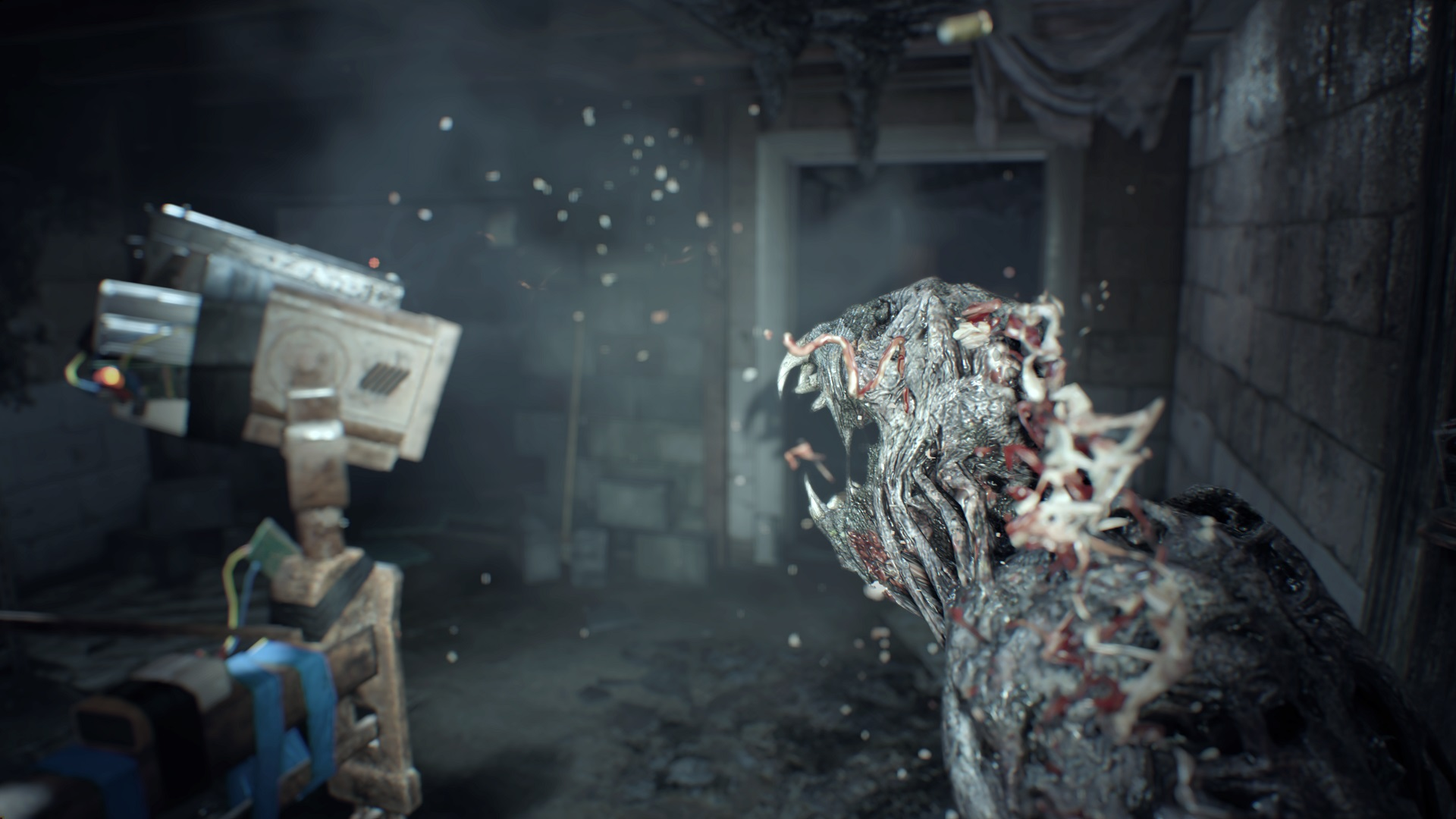 Resident Evil 7 39 S Banned Footage Vol 1 Offers Closure On Clancy Usgamer