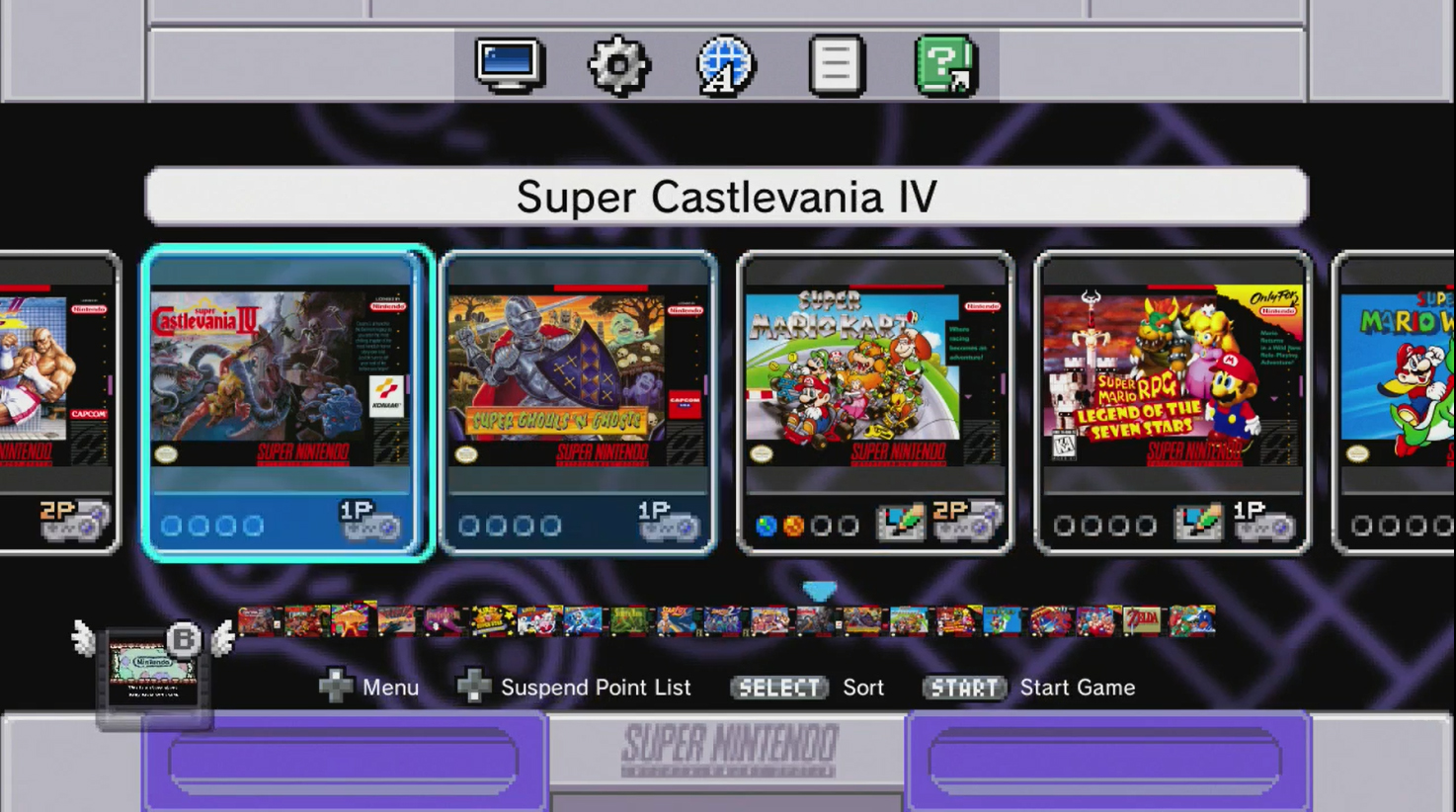 The SNES Classic Mini gets gameplay rewind
