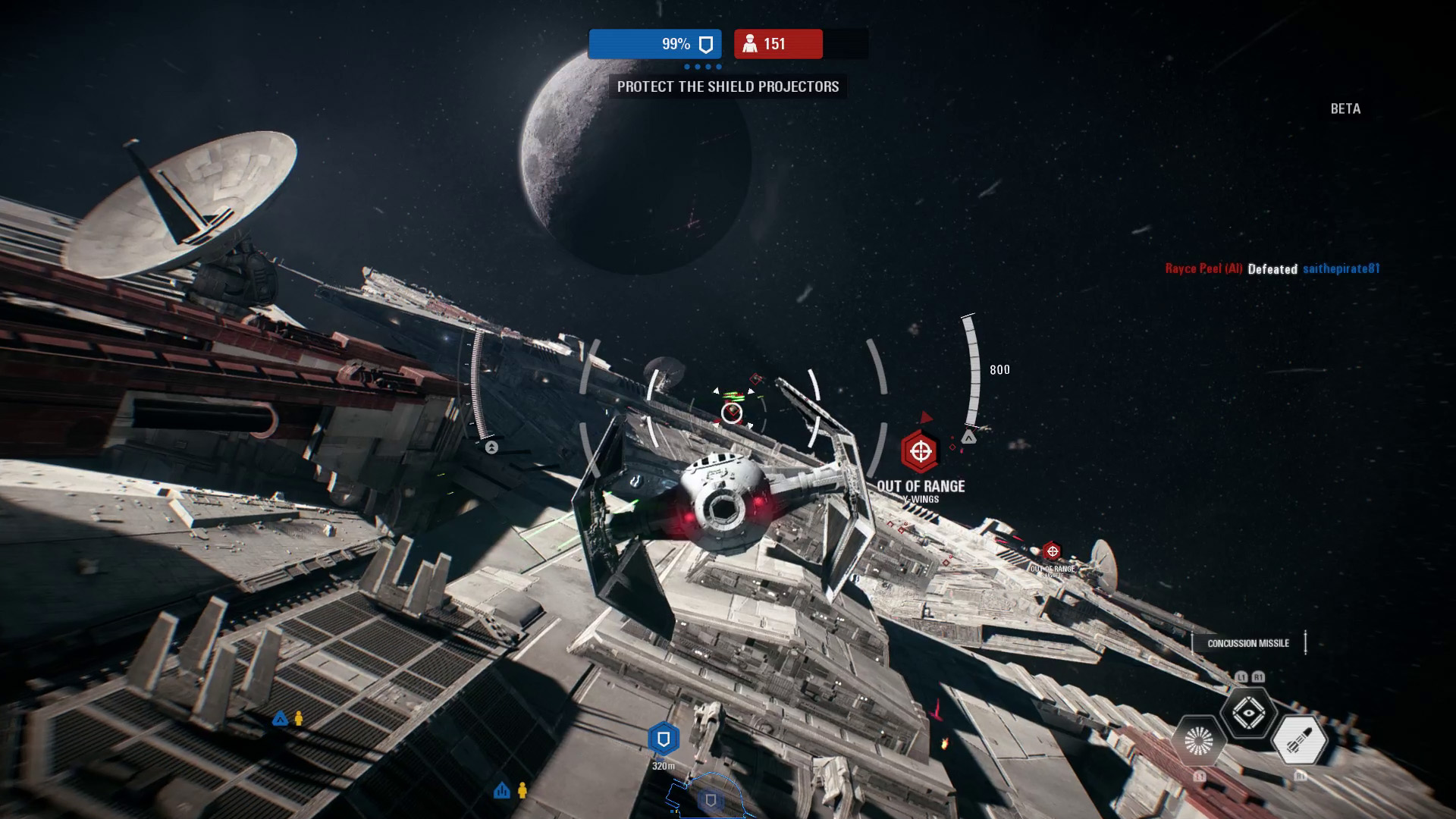 Gamasutra plays the Star Wars Battlefront II multiplayer beta